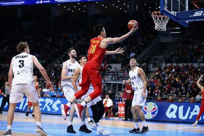 FIBA WORLD 2019 (First Round)