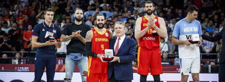 FIBA World Cup 2019 (FINAL Standing)