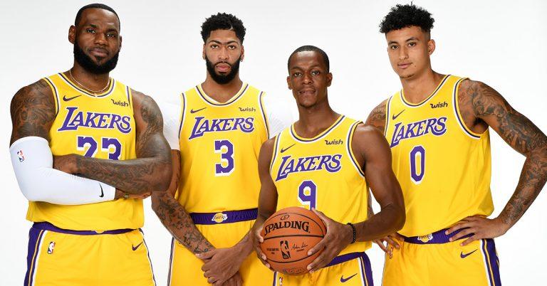 LA Lakers ว่าที่แชมป์ฤดูกาล 2019-2020 (1)